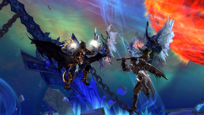 Aion - Abyss Battle