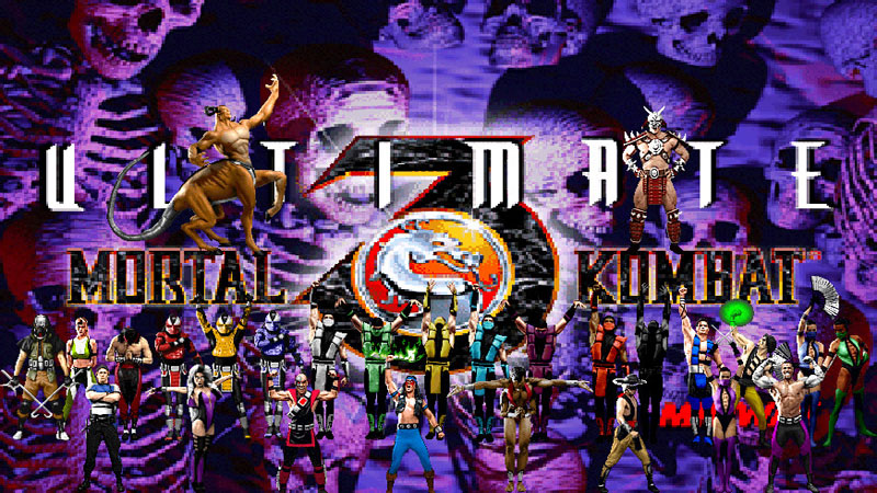 Ultimate Mortal Kombat 3 - Choose Your Destiny
