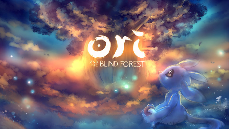 Ori and the Blind Forest - The Blinded Forest