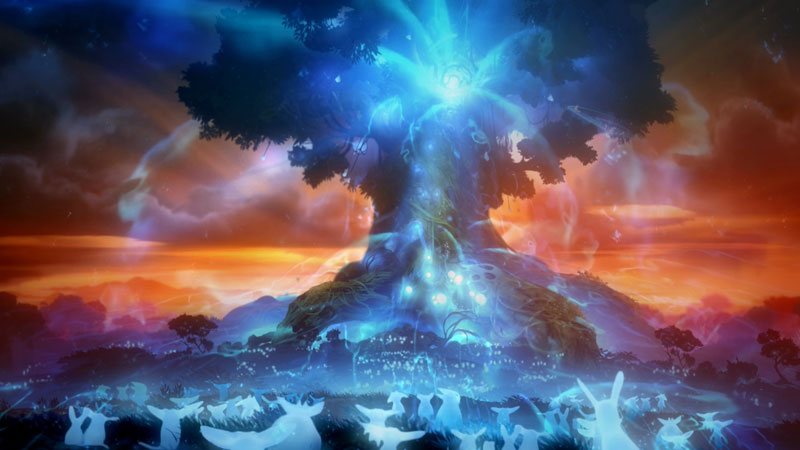 Ori and the Blind Forest - Light of Nibel