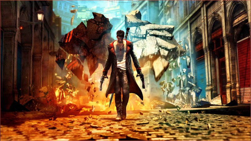 DmC: Devil May Cry - Never Surrender