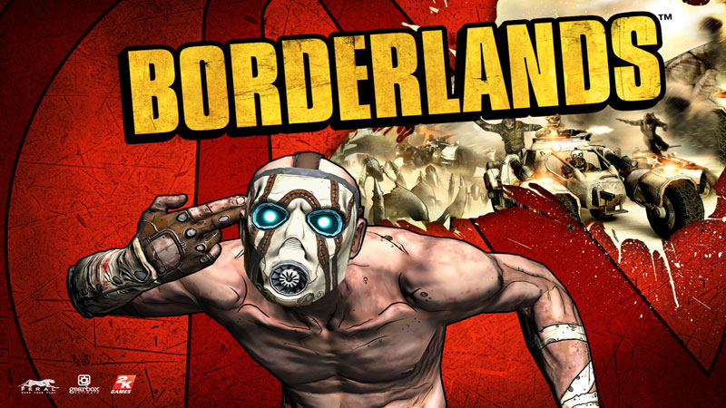 Borderlands 1 - Menu Theme