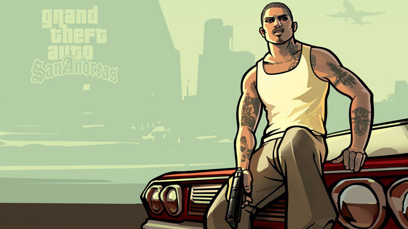 Grand Theft Auto: San Andreas - Theme Song