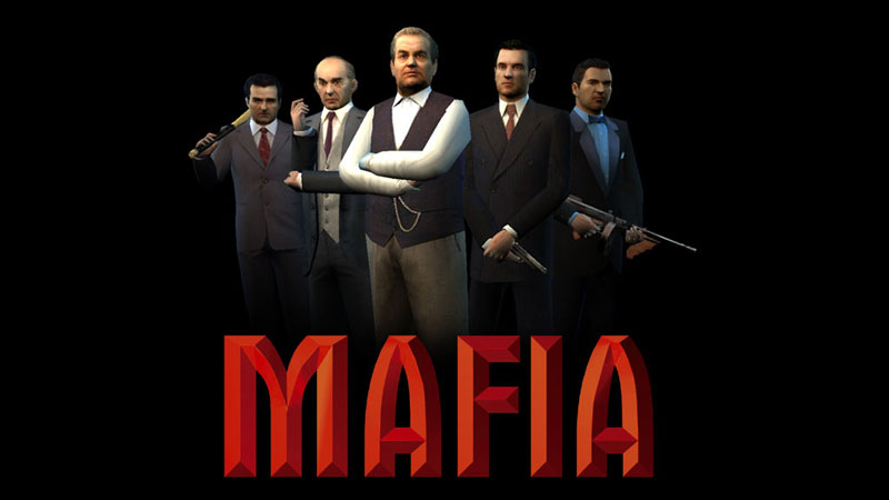 Mafia 1 - Lake of Fire