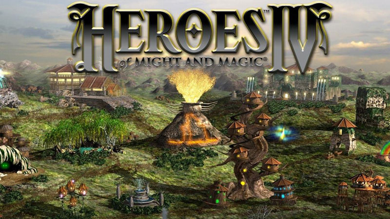 Heroes of Might and Magic 4 - Preserve