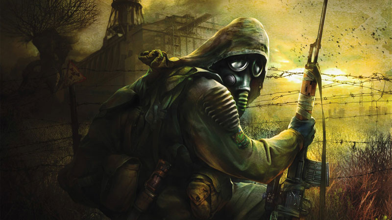 S.T.A.L.K.E.R.: Shadow of Chernobyl - Dirge For The Planet