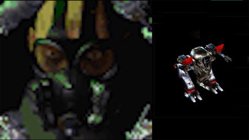 Голоса юнитов Starcraft 1 - Goliath
