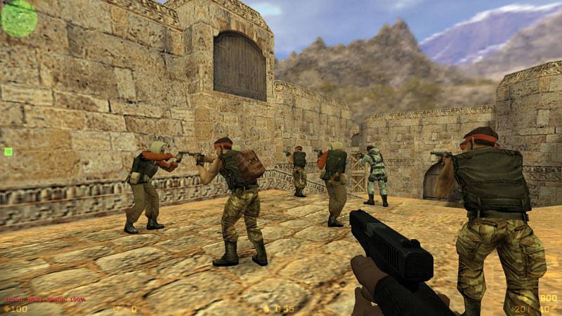 Counter-Strike 1.6 - Part 1
